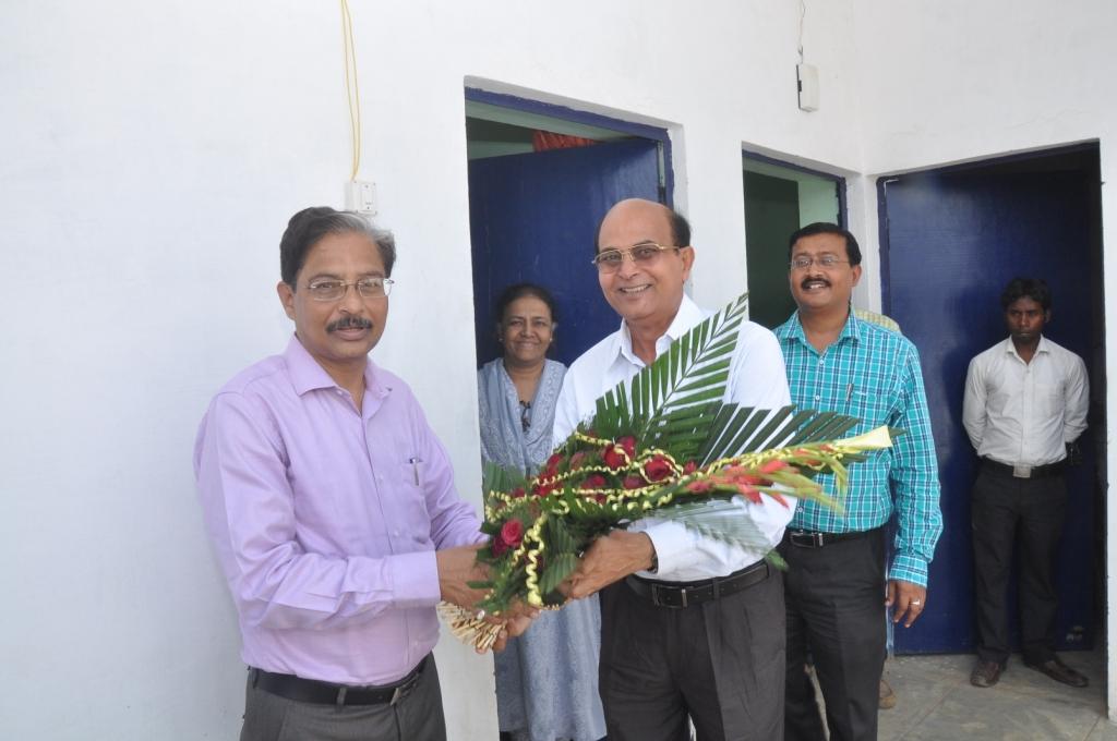 DG, NIELIT reviews status of NIELIT Patna Centre at Bihta and also meets Shri Rahul Singh, IT Secretary, Govt. of Bihar & Prof.